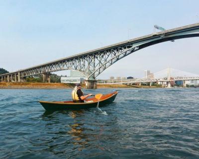 The six-hour canoe