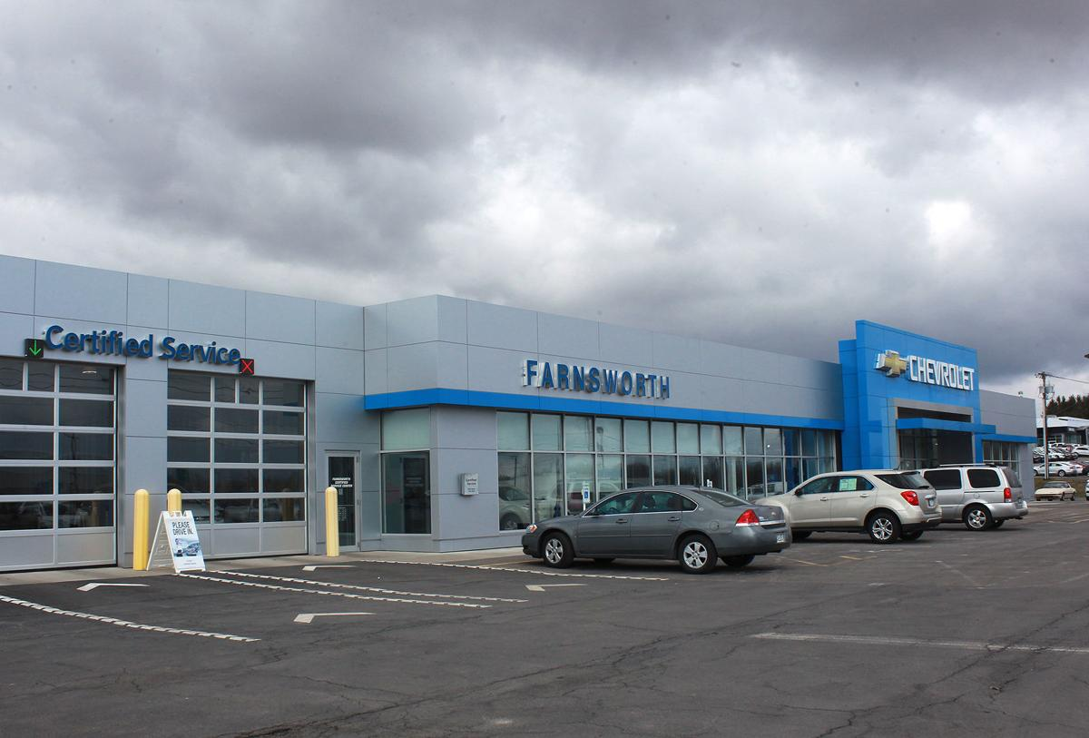BUSINESS OF THE WEEK: Farnsworth Auto Group | Business Of The Week