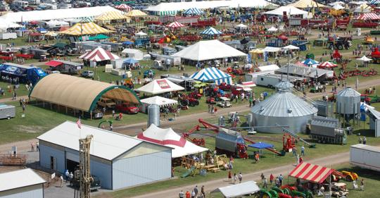 Lee Newspapers takes over Empire Farm Days