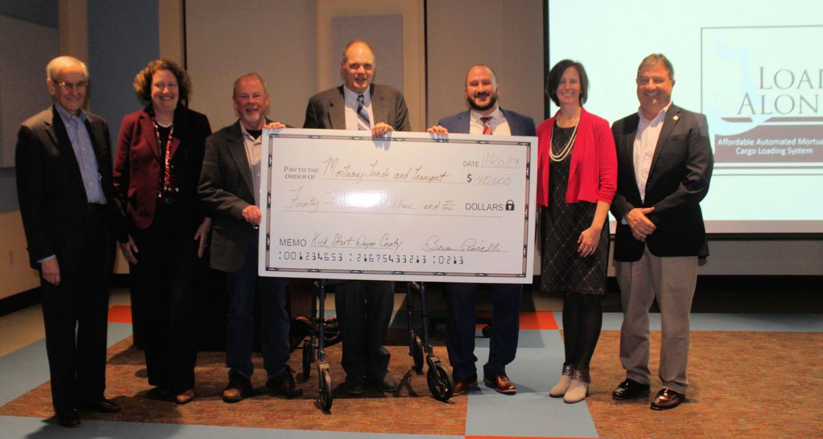 Entrepreneur Dave Murphy gets financial lift from Wayne County