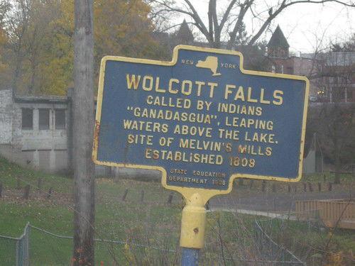 Wolcott Falls
