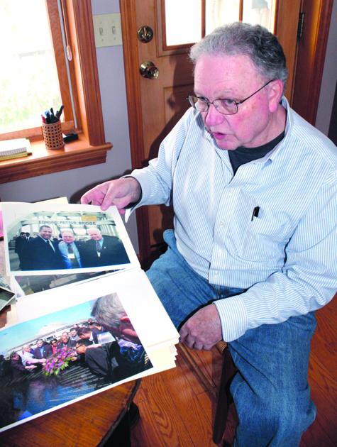 He had to act compelled by images on tv 50 years ago for Milo motors north syracuse