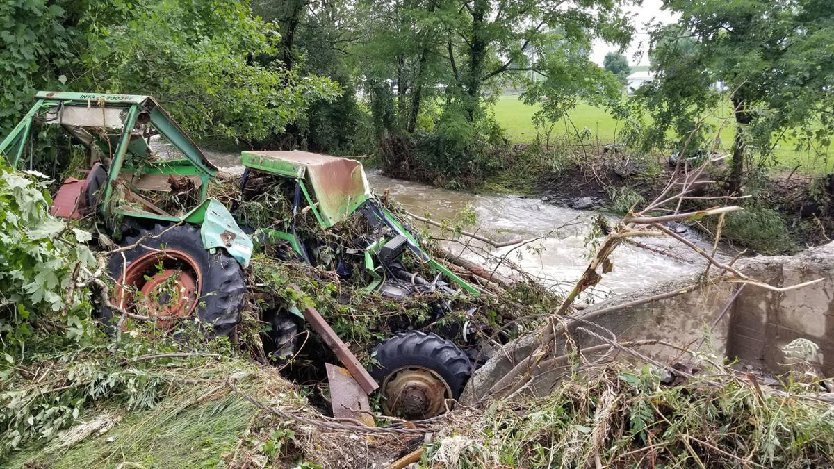 Residents in Lodi still trying to clean up and rebuild after flood