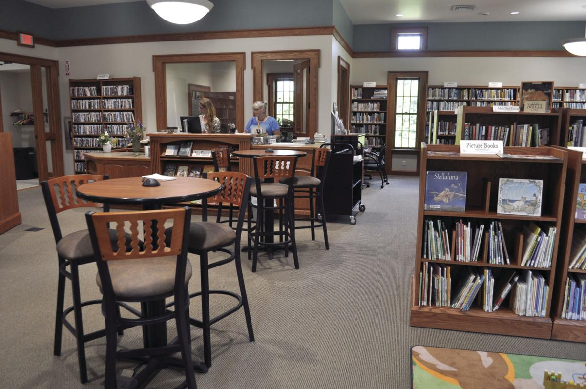 New Lodi library serves as meeting and activity space for all ages