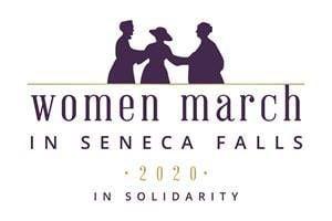 Women March Seneca Falls