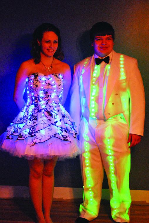 Garrett and Rhea