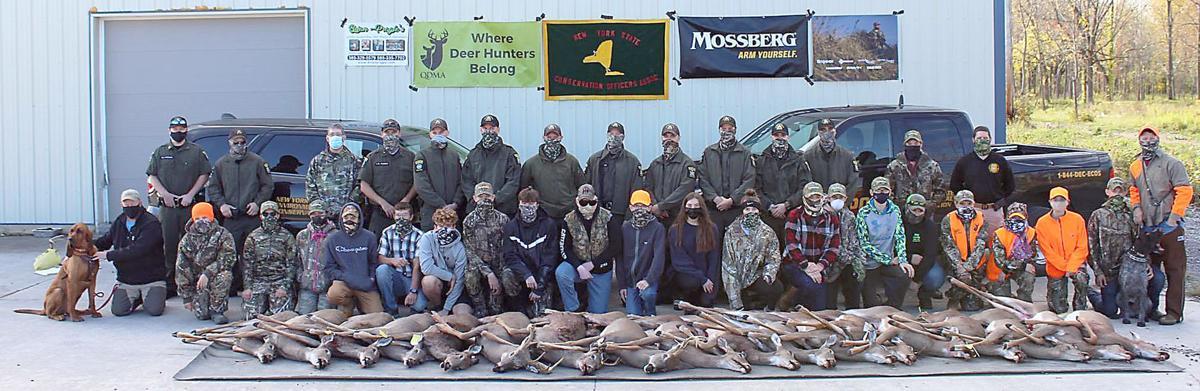 Finger Lakes Regional Youth Deer Hunt