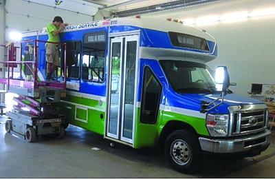 New RTS bus design