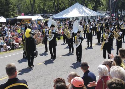 Gorham Pageant of Bands