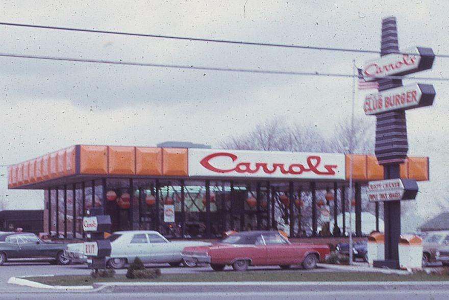 Carrols on Hamilton Street