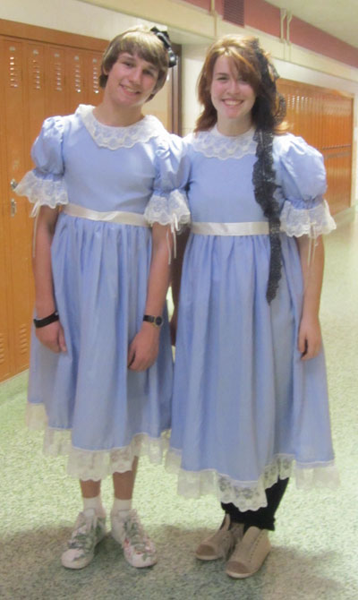 marvellous high school twin day outfits date
