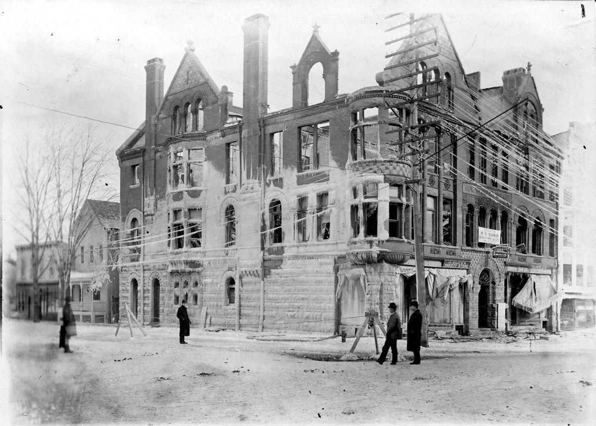 TBT Geneva YMCA Fire of 1902