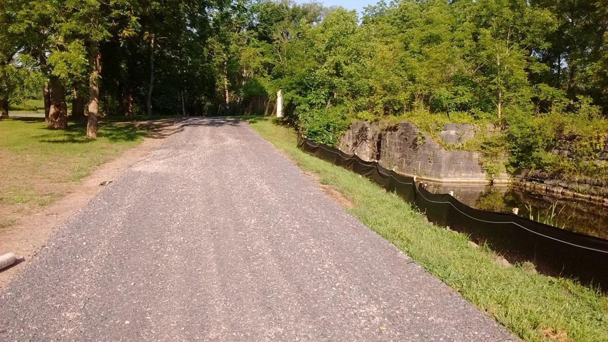 Canal path construction hits snag in Wayne County | News