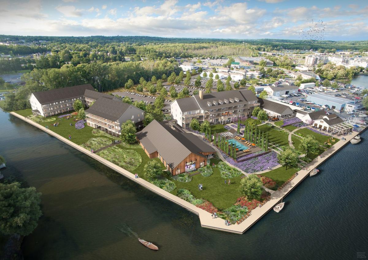 Lake House on Canandaigua developers hope to construct docks for 67 boat slip