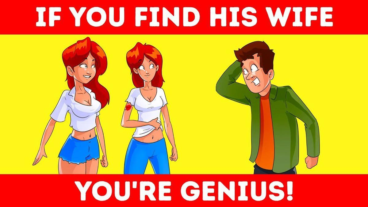 If You Can Solve These 12 Hard Riddles You Re A Genius Videos Fltimes Com