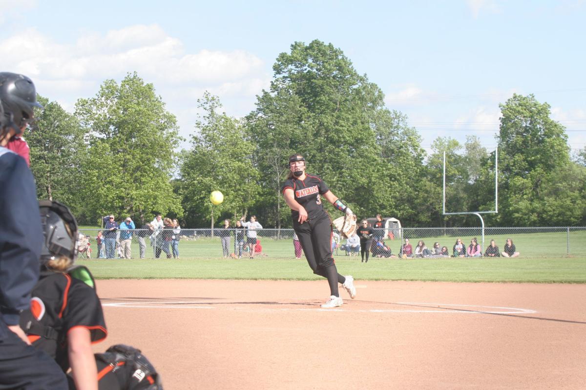 Morgan Kapp Pitching