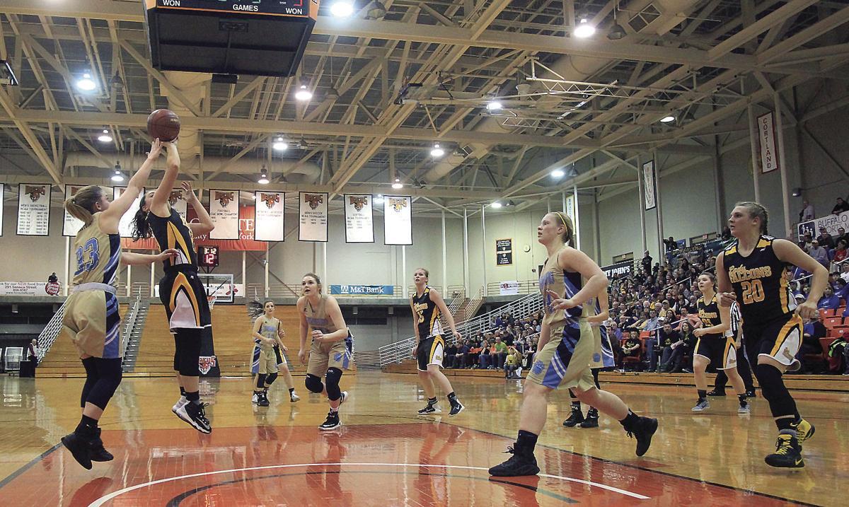 South Seneca girls basketball