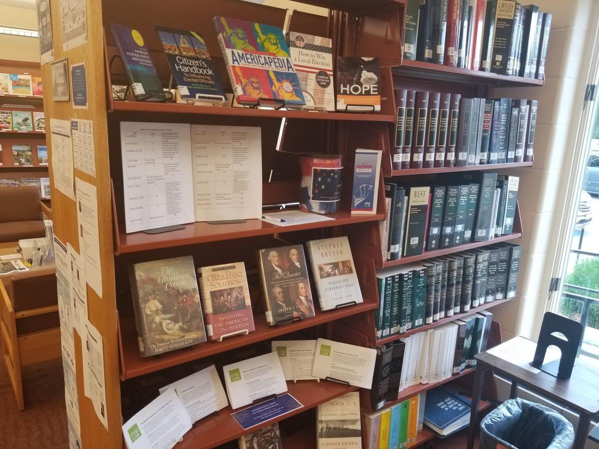 Penn Yan Library adds Citizen Empowerment Station