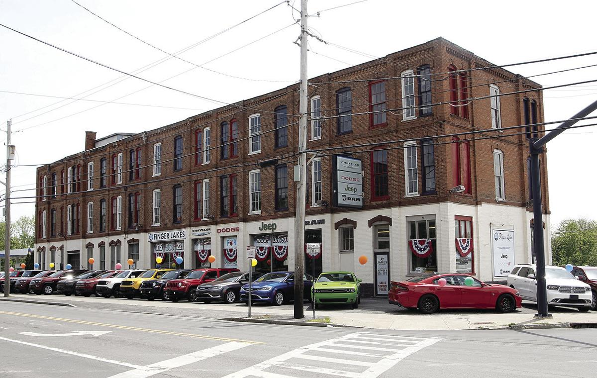 Huntington Building conversion hits a snag, as ZBA strikes down special use permit in Seneca Falls