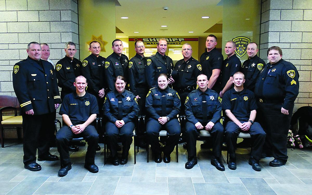 12 graduate from correction officer school news - Correctional officer jobs ...