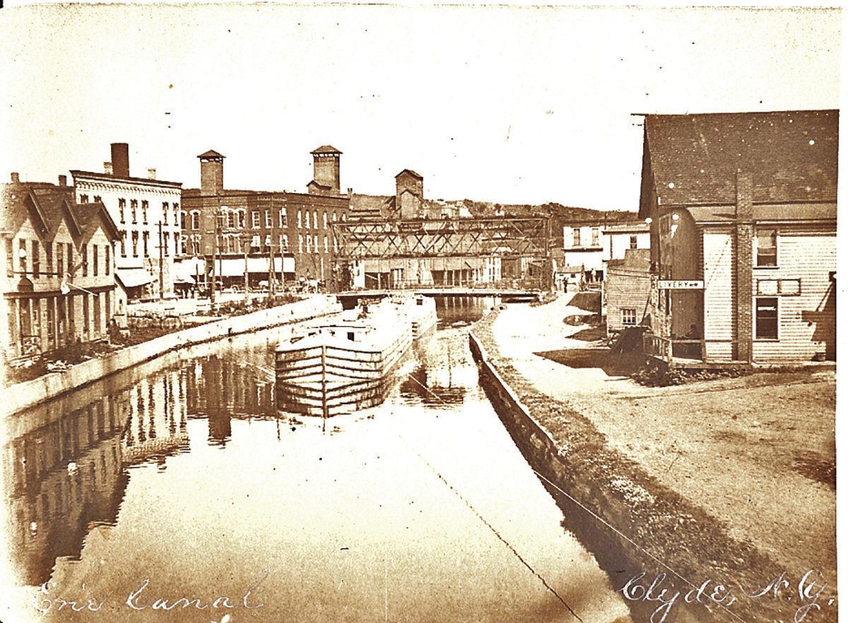 TBT Wayne Clyde Erie Canal