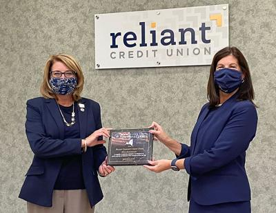 Helming, state Senate honor Reliant