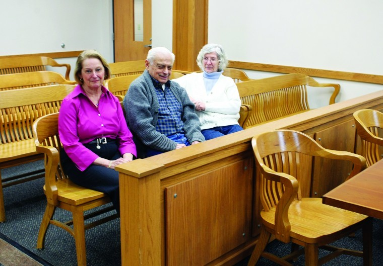 Eyes for justice: Court Watchers observe, report on local