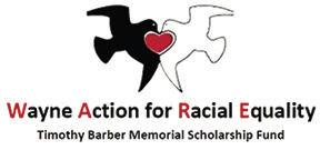 WARE Barber Scholarship logo