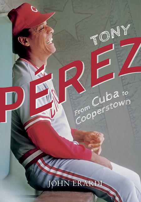 Tony Perez book