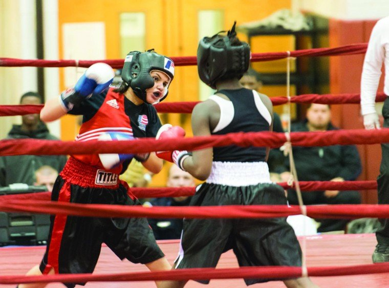 Carissimi, VanNostrand win titles at NYS Silver Gloves