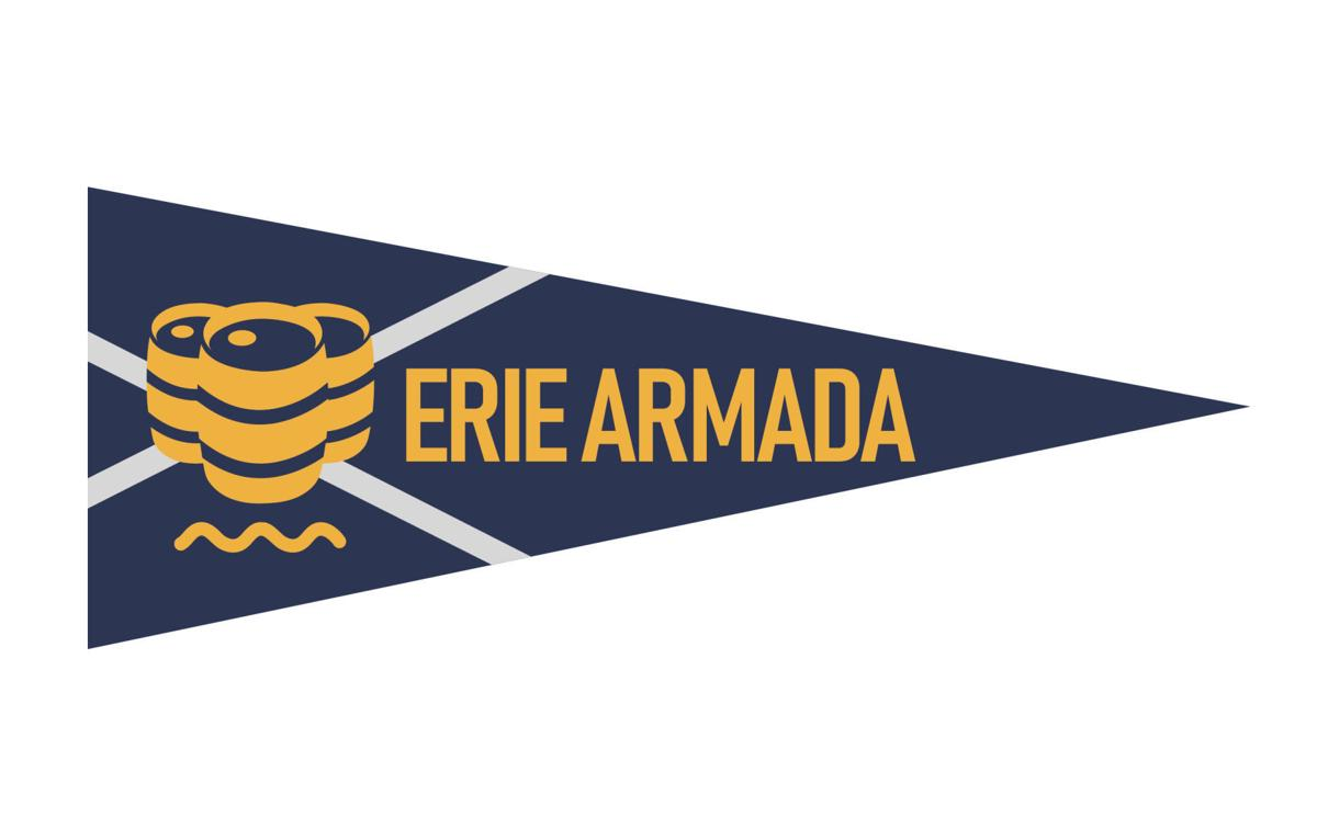 Erie Armada logo