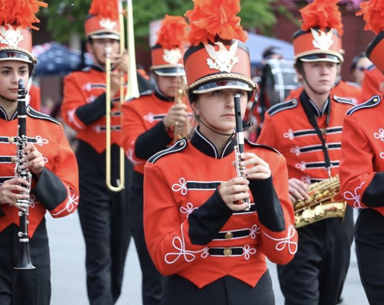 Waterloo band set to march in Veterans Day parade in Big Apple