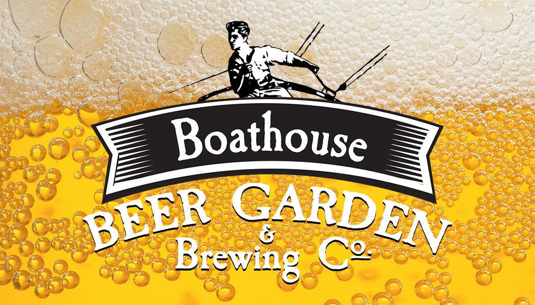 Boathouse Beer Garden logo