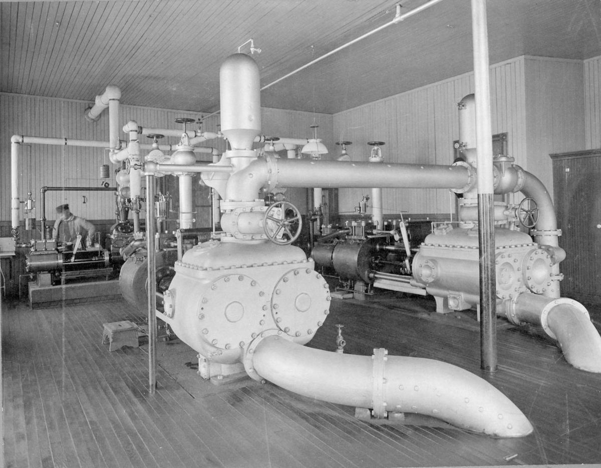 Geneva's water history