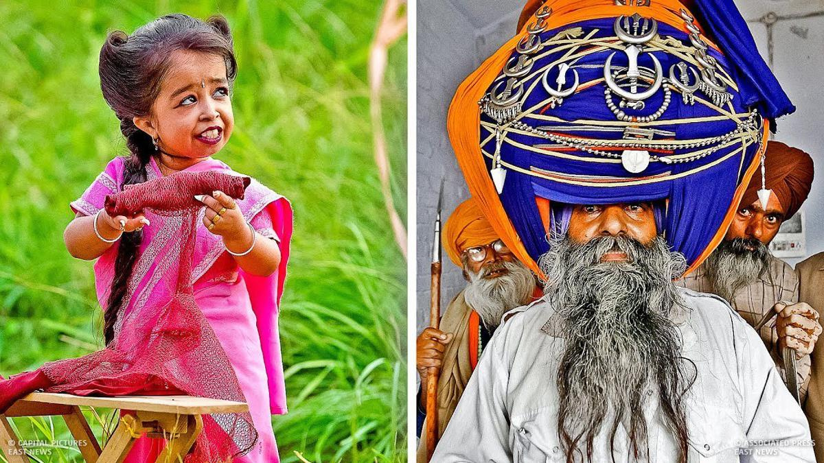 22 of India's Incredible World Records   Videos   fltimes com