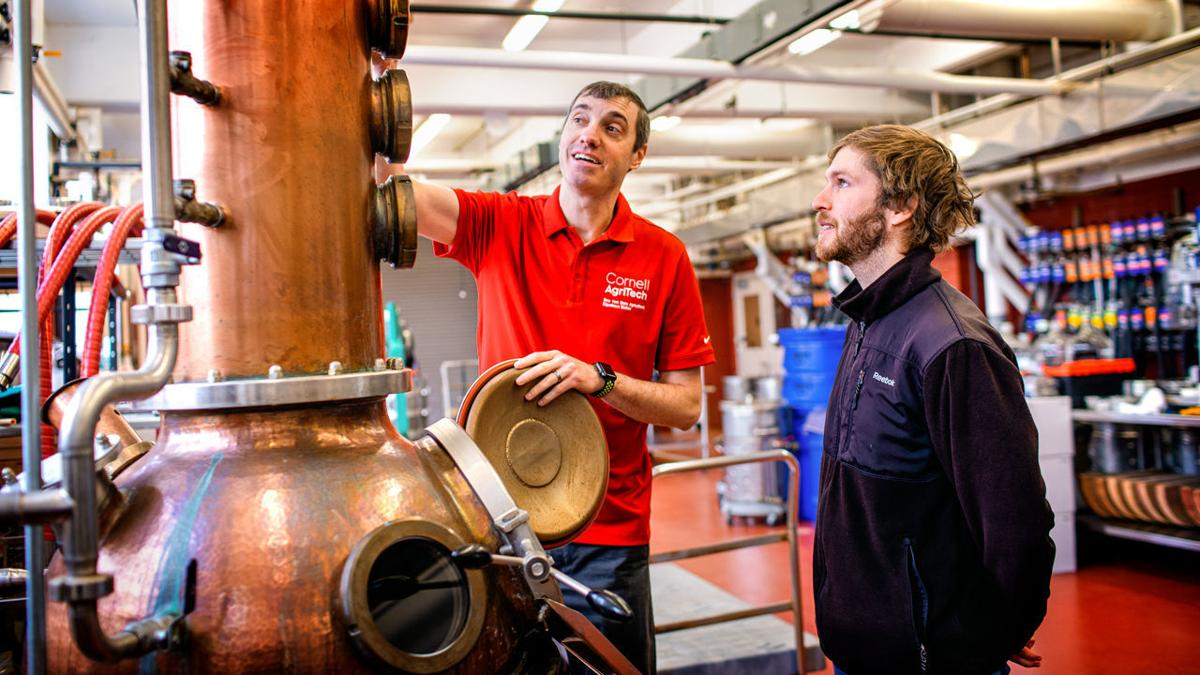 Cornell Craft Beverage Institute a one-stop-shop for beverage makers