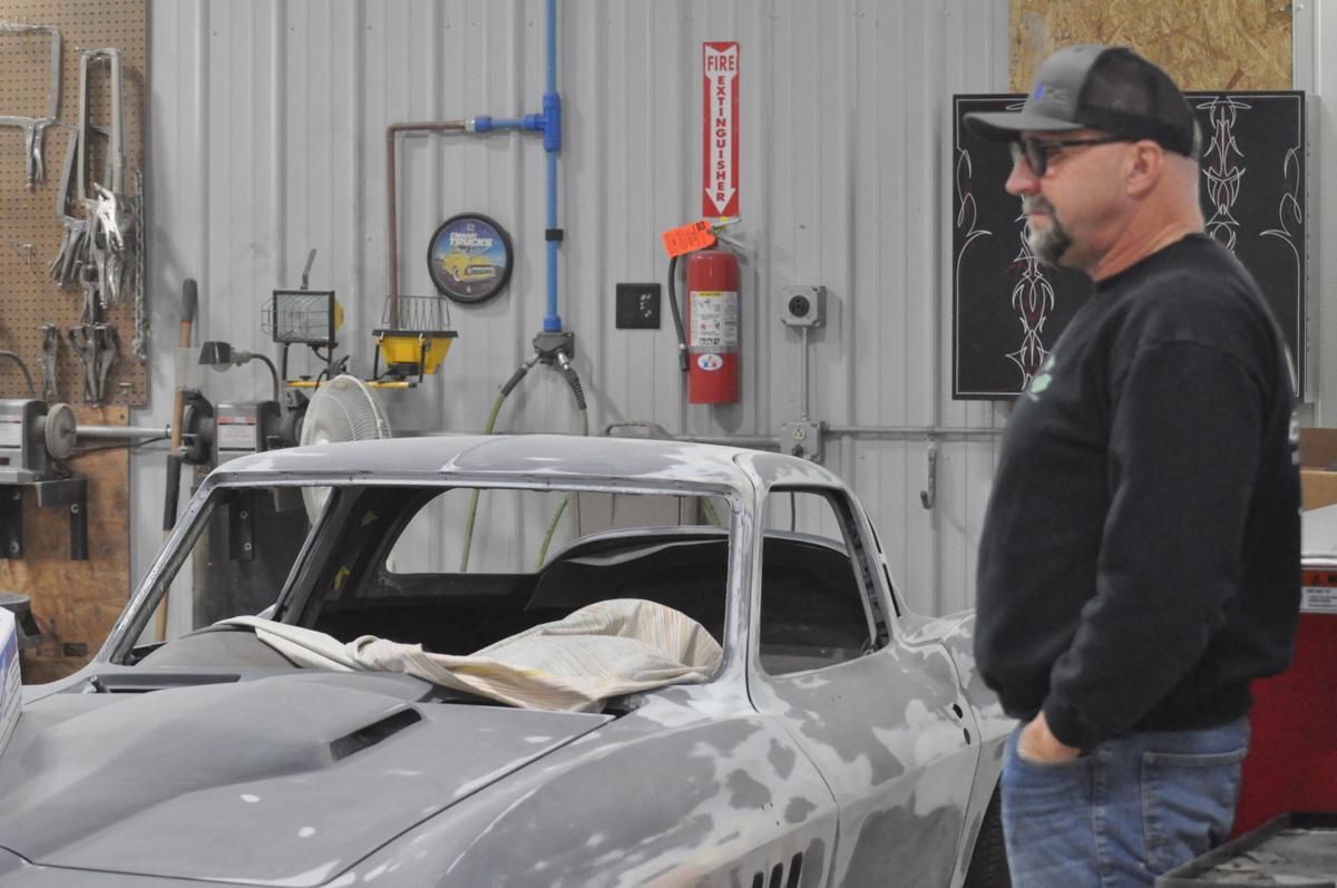 B&C Auto Restoration and Paint