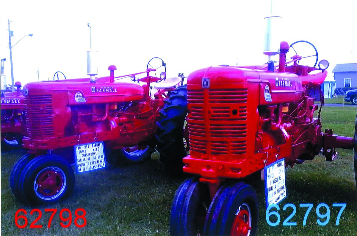 LIFE BY THE LAKES: All in the family — Sibling Farmall tractors find