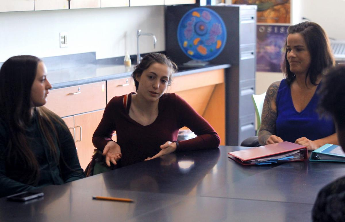 Waterloo High students win STEM award for landfill research