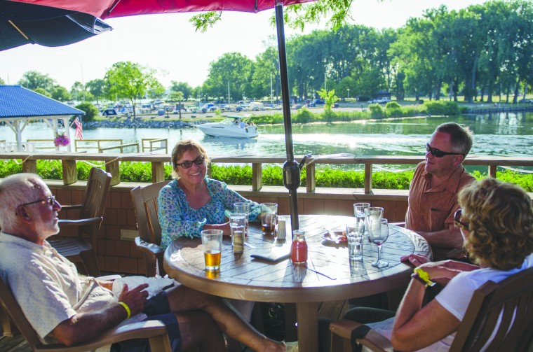 Dinner By Boat Finger Lakes Area Offers Unique Way To Dine