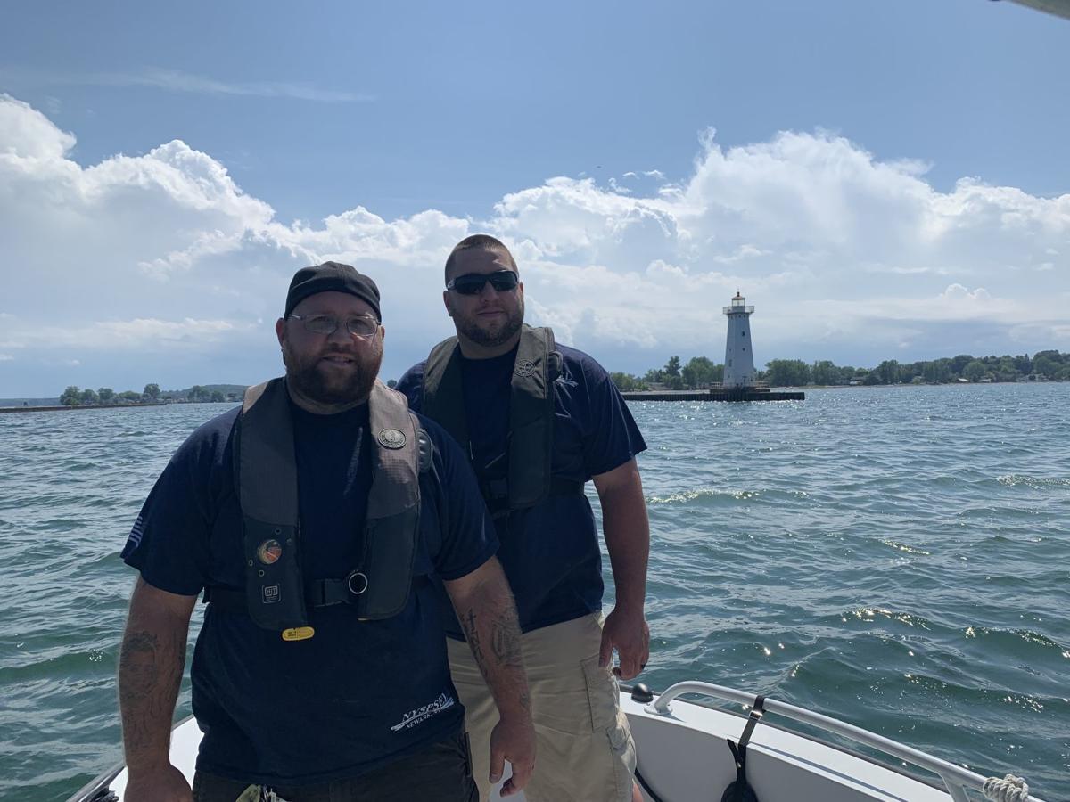 NYSPSEL boat job