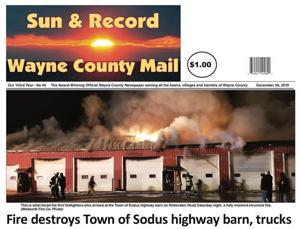 Sun & Record/Wayne County Mail newspaper ends production