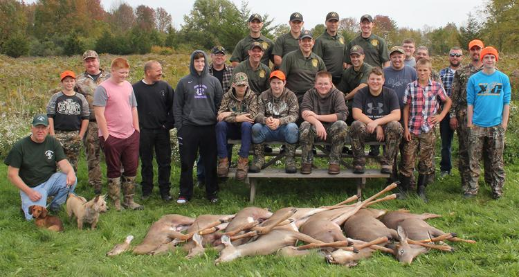 Finger Lakes youth hunt moves to Deer Haven Park