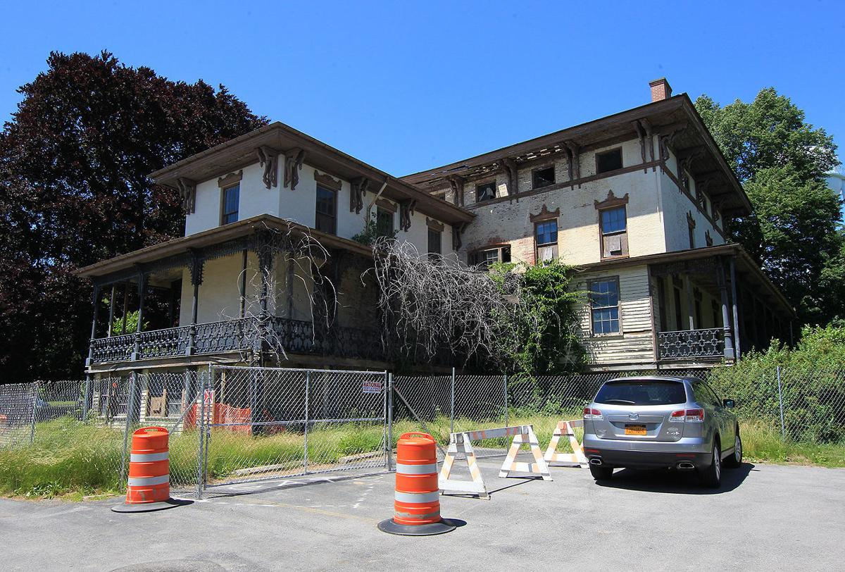 Parrott Hall identified as one of 'Seven to Save' in New York