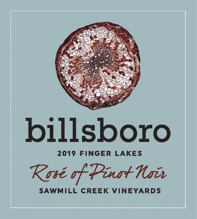Wine of the month July - Billsboro Pinot