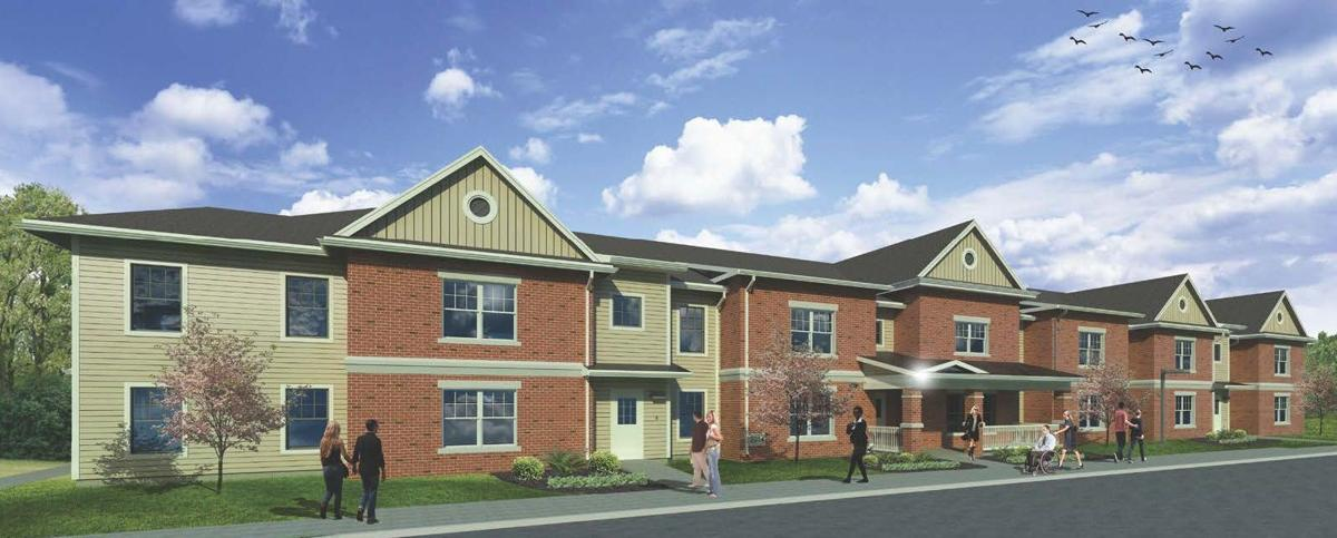 Happiness House Apartments rendering