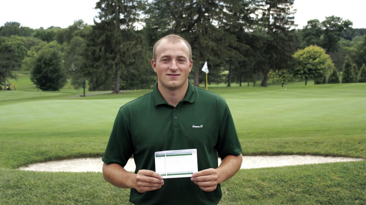 Mike Long fires a 60 to break Geneva Country Club course record