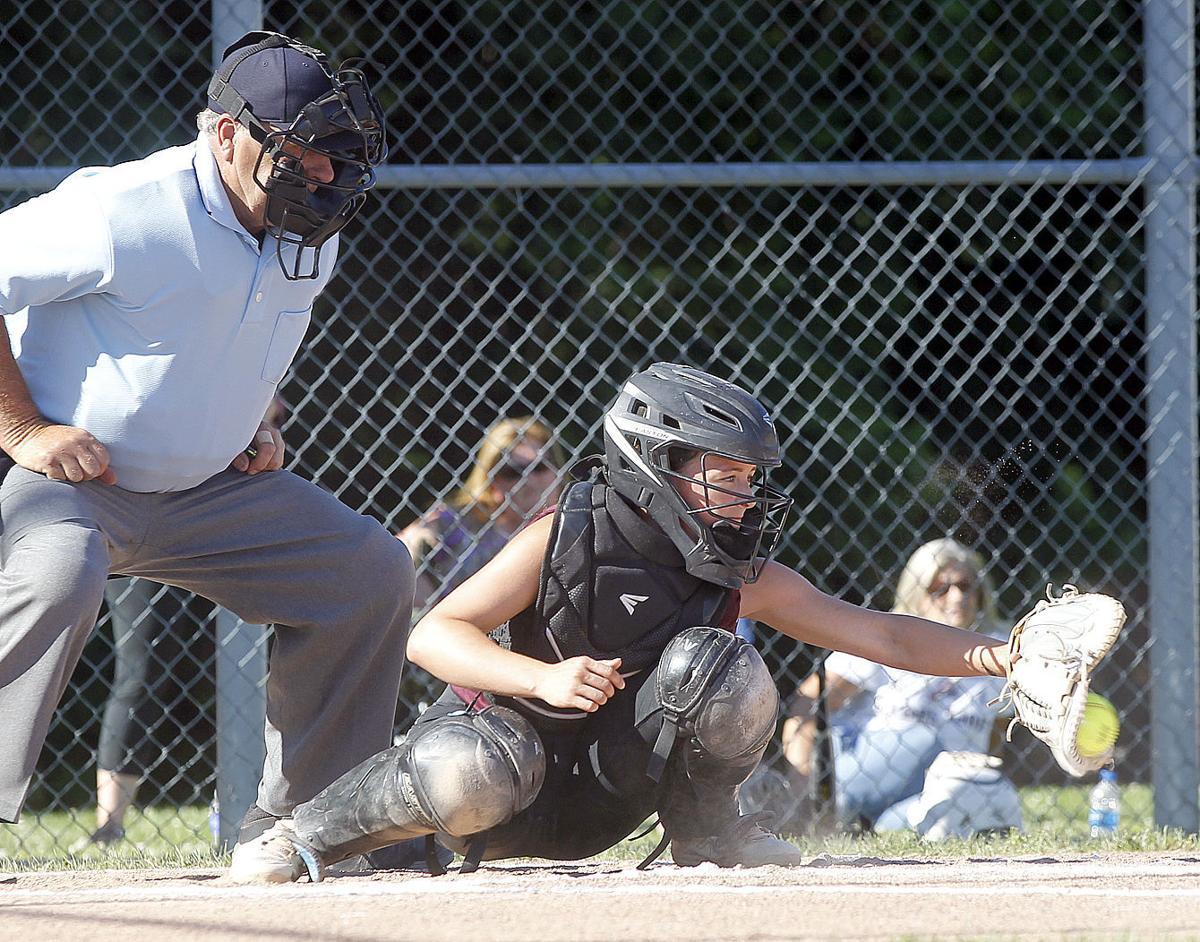 Lyons softball all-stars