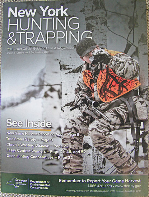 Hunting & Trapping Guide