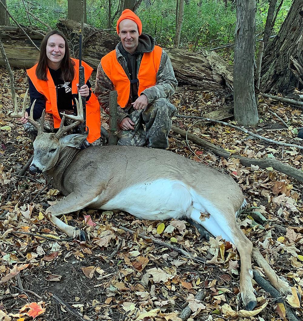 First deer for Clyde teen